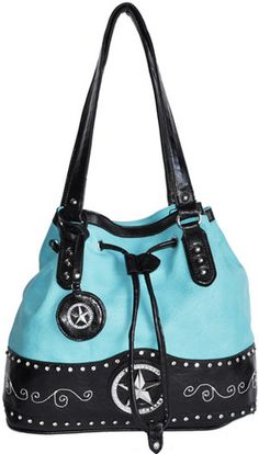 Cowgirl purse in my favorite colors!