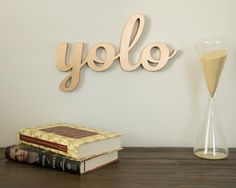 Yolo. Mark would hate it but Ill do it for my office. styrafome and gold spray paint. WHY NOT!