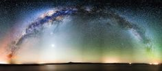 the beautiful milky way shot by photographer nicholas buer