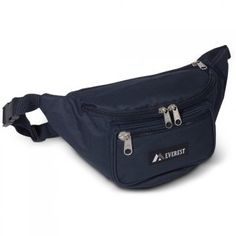 Everest Bags X-Large Fanny Waist Pack - Navy