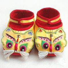 Chinese Baby Shoes