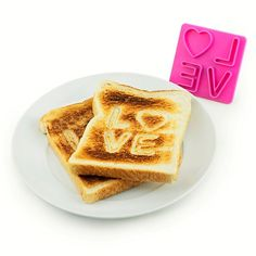 I Love You Mood Toast stamp from Prezzybox | Valentine's Day gifts for him | housetohome.co.uk