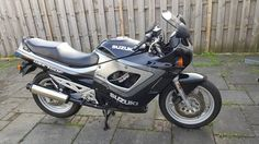 Suzuki GSX 750F '91 #tekoop #aangeboden in de groep van #Motortreffer (zie: www.facebook.com/groups/motorentekoopmt) #motorentekoopmt #suzukimotor #suzukinederland #suzukifanclub #suzuki #suzukigsx #suzukigsx750 #suzukigsx750f #sportbike #sportmotor