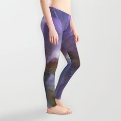 Summer Daydream Leggings by Vikki Salmela | Society6, #orchid color #abstract #floral #photographic #design on #trendy #fashion #pant #leggings for #her. Great for #activewear, #yoga, or #leisurewear. Perfect for #travel or any social event, comfortable and cool.