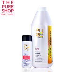 Keratin làm mịn điều trị 12% formlain 1000 ml keratin cho tóc chất lượng cao keratin tóc thẳng sản phẩm hiệu quả tốt