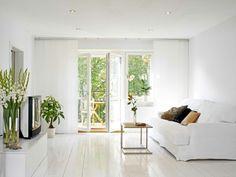 Pflanzen wohnzimmer ~ Wohnideen wohnzimmer spiegel pflanze glastisch wandregale q