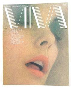 Viva magazine October 1973  First Issue
