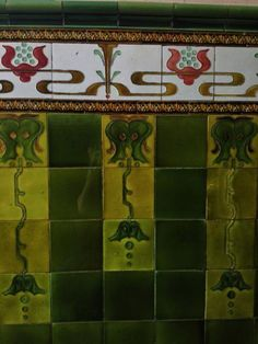 The humble tenement tile is enjoying a surge in popularity after an online fan club sprang up to celebrate Glasgow's most quirky vestibules.