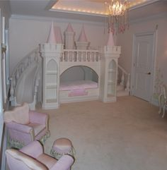 Princess Bed by sweetdreambedcomyet another bed I would have
