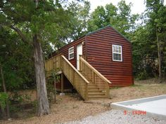 our branson fishing cabin...