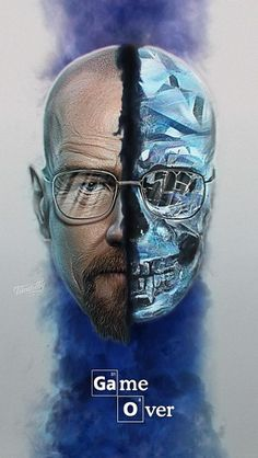 Breaking Bad Game Over - #iPhone5 #Wallpaper #iOS7 theiphonewalls.com