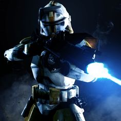 CC-5052 Commander Bly by LordHayabusa357 on @DeviantArt