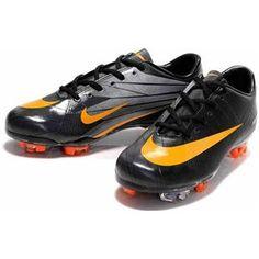 a86d1cec2 Nike Mercurial Vapor Superfly II FG Jordan Retro 11 Black