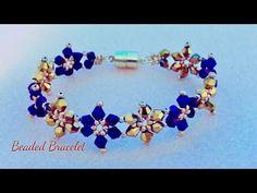 Inspiring Reasons I Love Jewelry Ideas. Intoxicating Reasons I Love Jewelry Ideas. Making Bracelets With Beads, Seed Bead Bracelets, Seed Beads, Netted Bracelet, Jewelry Bracelets, Jewelry Making, Beaded Bracelets Tutorial, Handmade Bracelets, Earrings Handmade