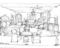 Interior Design Bedroom Sketches bedroom interior design ideas on interior design bedroom sketches