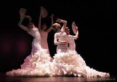 Flamenco dance performance, Prague 2014