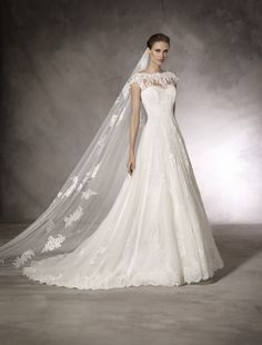 The Perfect Wedding Dress For The Bride - Aspire Wedding Wedding Dress Low Back, Lace Wedding Dress, 2015 Wedding Dresses, Perfect Wedding Dress, Wedding Dress Styles, Bridal Dresses, Wedding Gowns, Lace Dress With Sleeves, The Dress