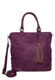 Torba na zakupy - purple