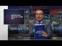 John Oliver: GOP Health Plan Is a Scheme to Take Money From the Poor and Give It to the Rich -  Truthdig