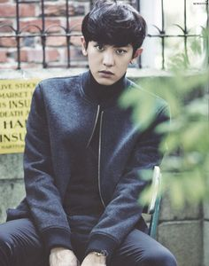 Chanyeol - 160224 2016 Season's Greetings official calendar, Chinese version - [SCAN][HQ] Credit: Miroiter.