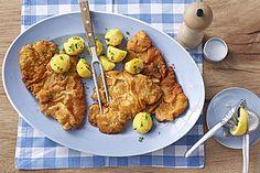 Das leckerste Wiener Schnitzel der Welt!