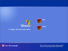 Breaking Windows Password