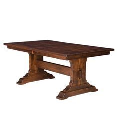 Marshall Dining Table | Amish Dining Tables, Amish Furniture | Shipshewana Furniture Co.