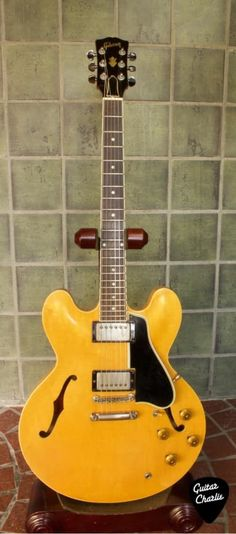37 best gibson es 335 yellow images in 2019 gibson es 335 gibson rh pinterest com