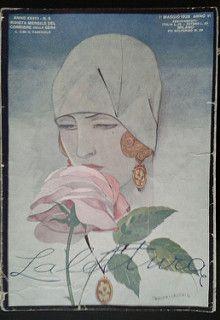 La lettura Italia, 1928 | by Riviste d'epoca dal Liberty al Decò