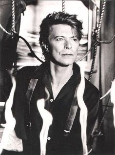"vezzipuss.tumblr.com — David Bowie, ""Never Let Me Down"", Circa 87"