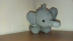 Wundervolle Amigurumi Welt: Elefant