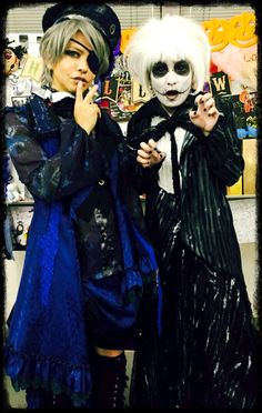 BackStage Day 2: #HYDE with Hitsugi(NIGHTMARE) #VAMPS #VAMPSHalloweenParty2015 MAKUHARI (October 24, 2015)