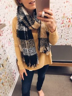 Motherhood blogger puts together these fitting room diaries posts to show you how items look in store!
