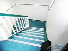 Treppenhaus des Mehrfamilienhauses