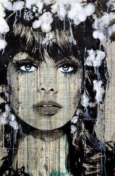 "Saatchi Art Artist Loui Jover; Drawing, ""mayfair"" #art"