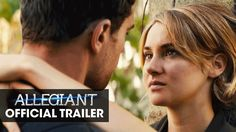 Discover the world beyond the wall in The Divergent Series: #Allegiant all-new trailer! In theaters March 18, 2016
