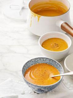 Zucca e lenticchie con cannella e curcuma