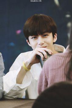 """""""wonderful life ϟ do not edit or crop logo. """" Hyungwon"""