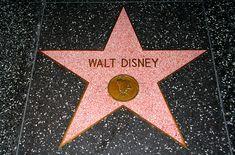 stars on hollywood walk of fame   Walt Disney's Motion Pictures star on the Hollywood Walk of Fame.