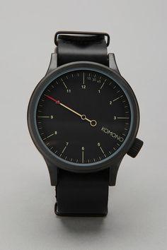 KOMONO The One Watch  #UrbanOutfitters