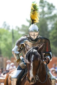 Aliser at tourney Medieval World, Medieval Knight, Medieval Armor, Medieval Times, Medieval Castle, Medieval Fantasy, Knight In Shining Armor, Knight Armor, Renaissance