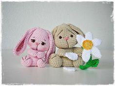 ♥ bunnies in love ♥ by lella ✿ڰۣ—