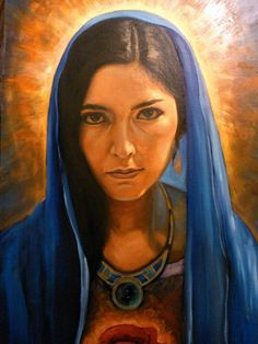 """""""Permanence, perseverance and persistence in spite of all obstacles, discouragements, and impossibilities: It is this, that in all things distinguishes the strong soul from the weak.""""   ~ Thomas Carlyle  Artist: Rick Ortega Title: Peace"""