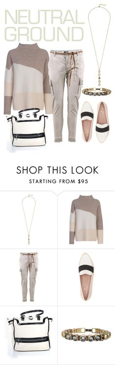 """""""Neutral Milk Hotel"""" by pampire ❤ liked on Polyvore featuring Cole Haan, French Connection, FRACOMINA, Kate Spade, Badgley Mischka and HEET"""