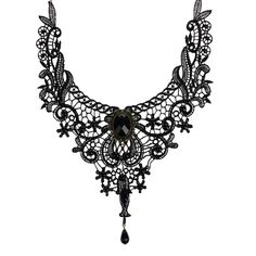 Fashion Necklaces For Women Beauty Girl Handmade Jewerly Gothic Retro Vintage Lace Necklace Collar Choker Necklace-in Pendant Necklaces from Jewelry on Aliexpress.com | Alibaba Group