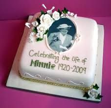 Image Result For Celebration Of Life Cake With Images