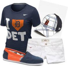 Detroit Tigers Cuuuuuuutttte!!!