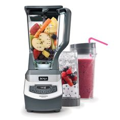 Best Deals $50 OFF Ninja BL660 Professional Blender With Single-Serve Cups | KOHLS:   Best Deals $50 OFF Ninja BL660 Professional Blender With Single-Serve Cups | KOHLShttp://bit.ly/2gRzsOT#TodayDeals #DailyDeals #DealoftheDay - Crush ice into snow blend whole fruits and vegetables into nutrient-rich juices and create resort-style blended drinks with this Ninja Pro blender. Ninja blade technology uses six uniquely stacked blades. Built-in single-serve function adds convenience. High-powered…