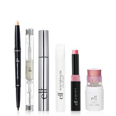 Cosmetics lip color and lip makeup for the latest colors, finishes, and formulas. Affordable, cruelty-free beauty at drugstore prices. Preteen Makeup, Teen Makeup Kit, Makeup For Teens, Elf Makeup, Makeup Tips, Beauty Makeup, Hair Makeup, Makeup Gift Sets, Glam Hair