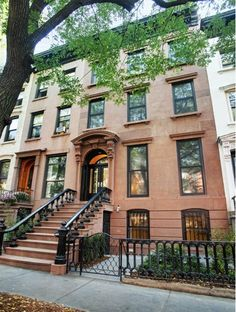 perfect brownstone